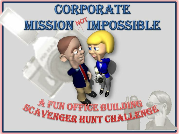 Corporate Mission Not Impossible A Fun Office Building