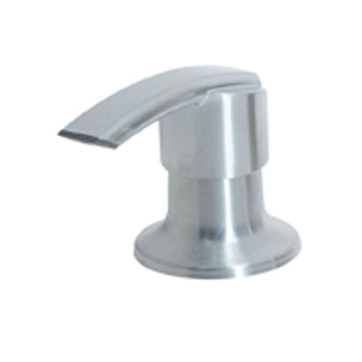 Pfister Kitchen Soap Dispenser in Stainless Steel-KSD-LCSS - The Home Depot