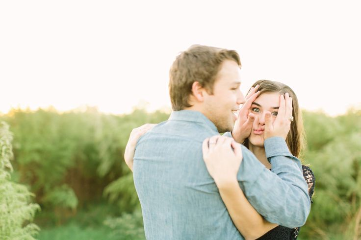 Nerdy/goofy/dorky/silly engagement pictures, lemme see please - Weddingbee