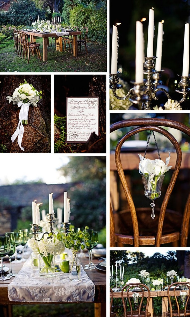 Twilight Wedding A Collection Of Ideas To Try About Weddings