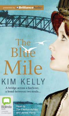 Pam's Book Reviews: The Blue Mile by Kim Kelly