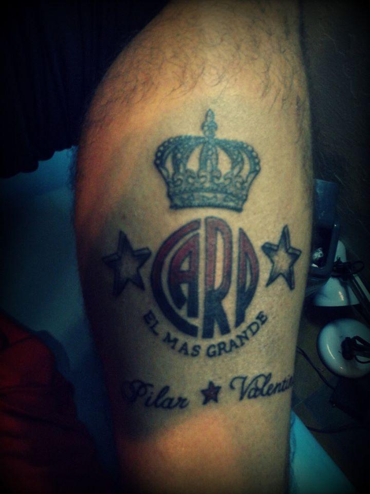 Tattoo De Mis Amores!!! | futbol | Tattoos y Fish tattoos