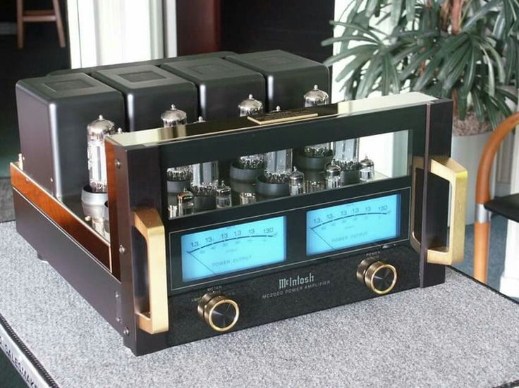 High end audio Audiophile McIntosh | The art of high-end ...