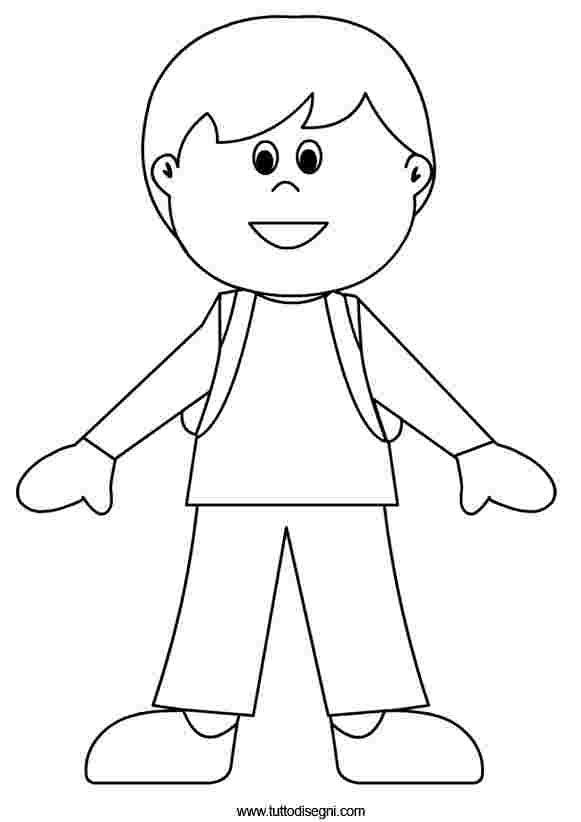 Boy And Girl Outline Coloring Pages In 2020 Coloring Pages For Boys Coloring Pages For Girls Coloring Pages