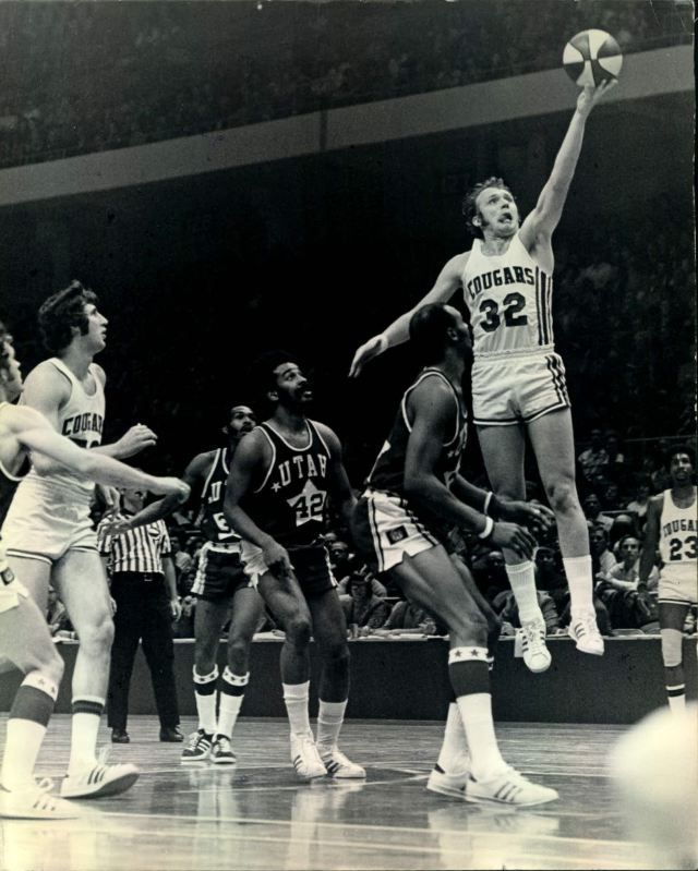 Billy Cunningham, ABA, Cougars