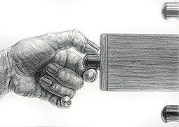 多摩美術大学生産デザイン学科プロダクトデザイン合格デッサン作品再現