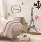 paris bedroom decor - Bing Imágenes