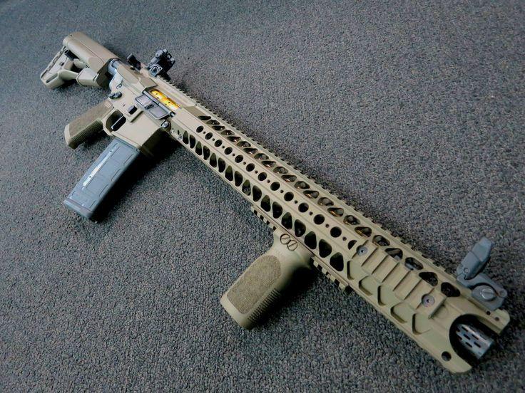 Salient Arms International AR15