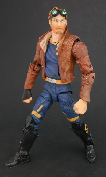 Cannonball (Marvel Legends) Custom Action Figure
