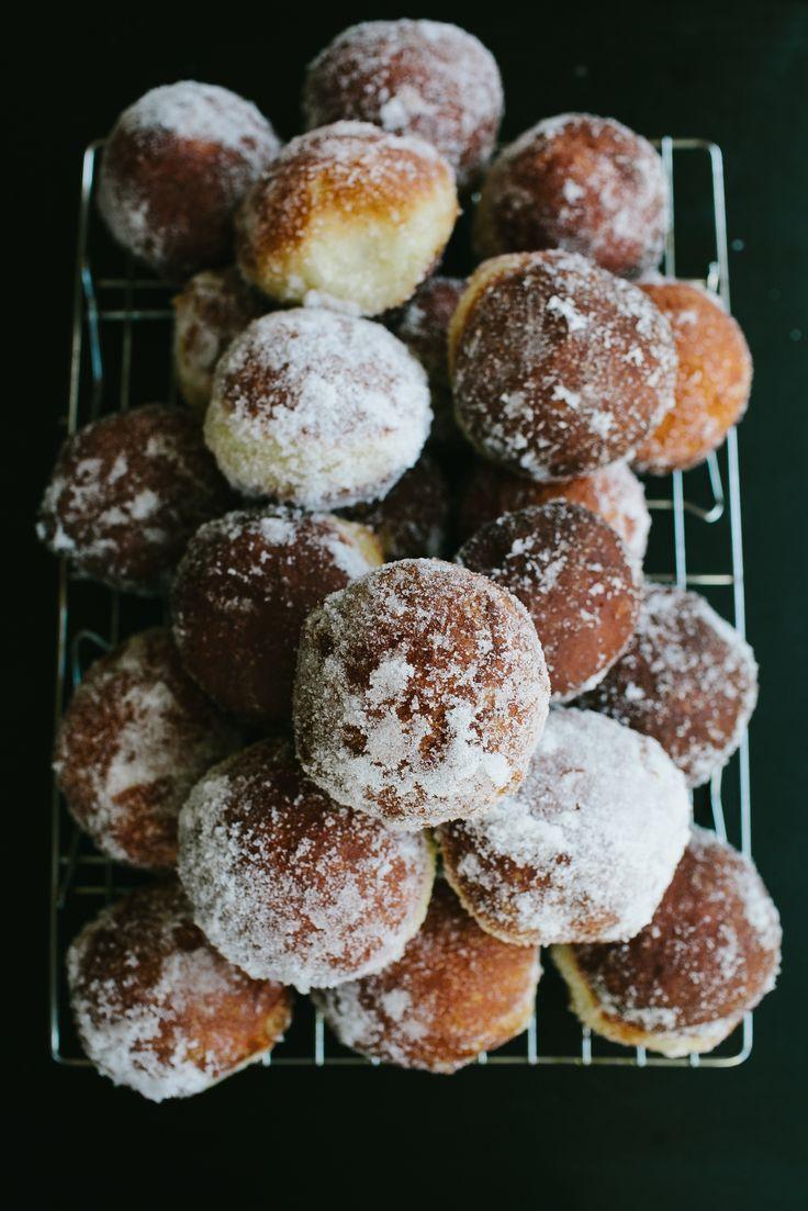 St. John Bakery Doughnuts // Not Without Salt