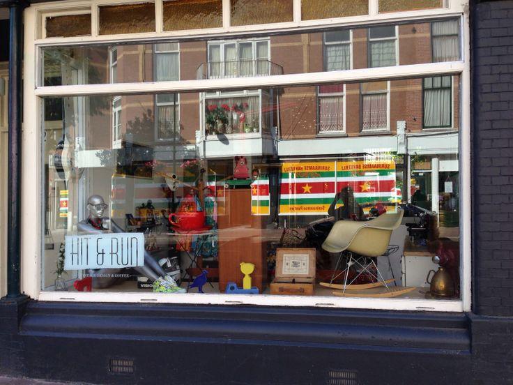 Hitrun coffee vintage weimarstraat den haag the best for Auto en interieur den haag