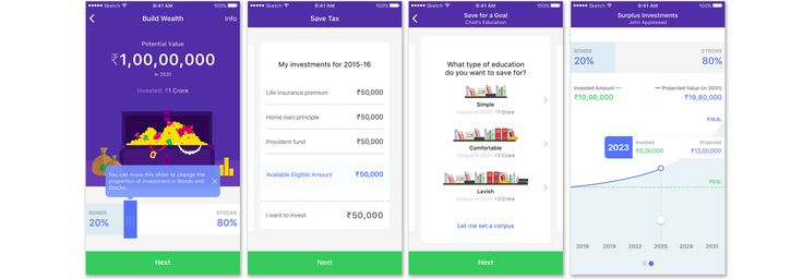 Lessons learned while designing a fun personal finance tool