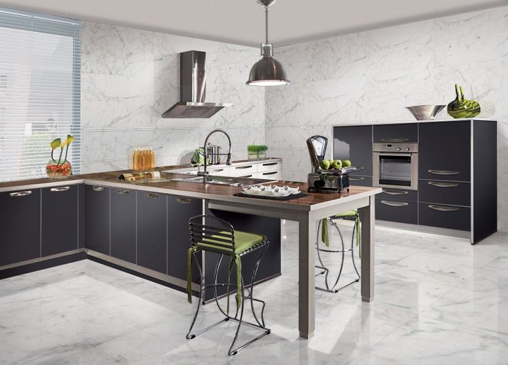 Carrera Mist Marble Look Porcelain Tile Architectural