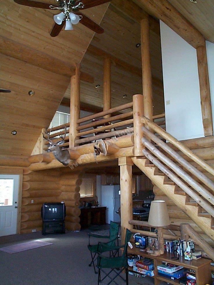 Custom+Log+Homes+Interior+Design | Highland Custom Log Home Builders - Custom Log Home Interior Design