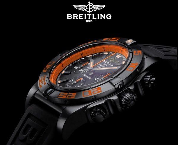 Breitling Chronomat 44 Raven Edition Timepiece