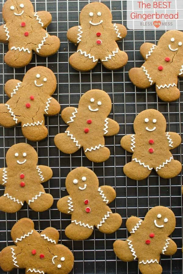 Soft Gingerbread Cookies Recipe Creative Bloggers Cooking