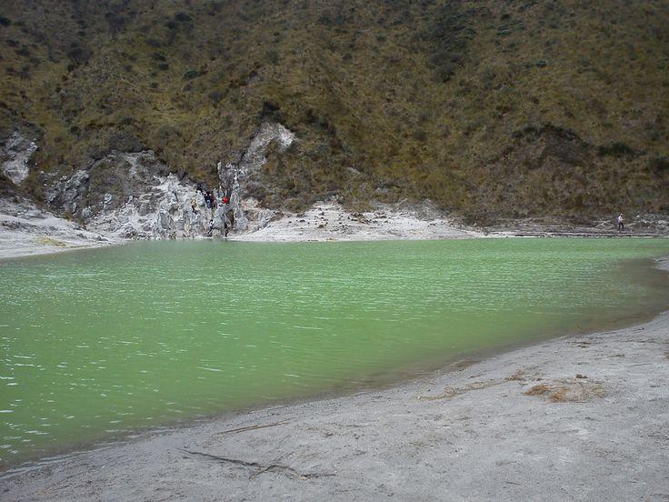 Laguna verde (Nariño)