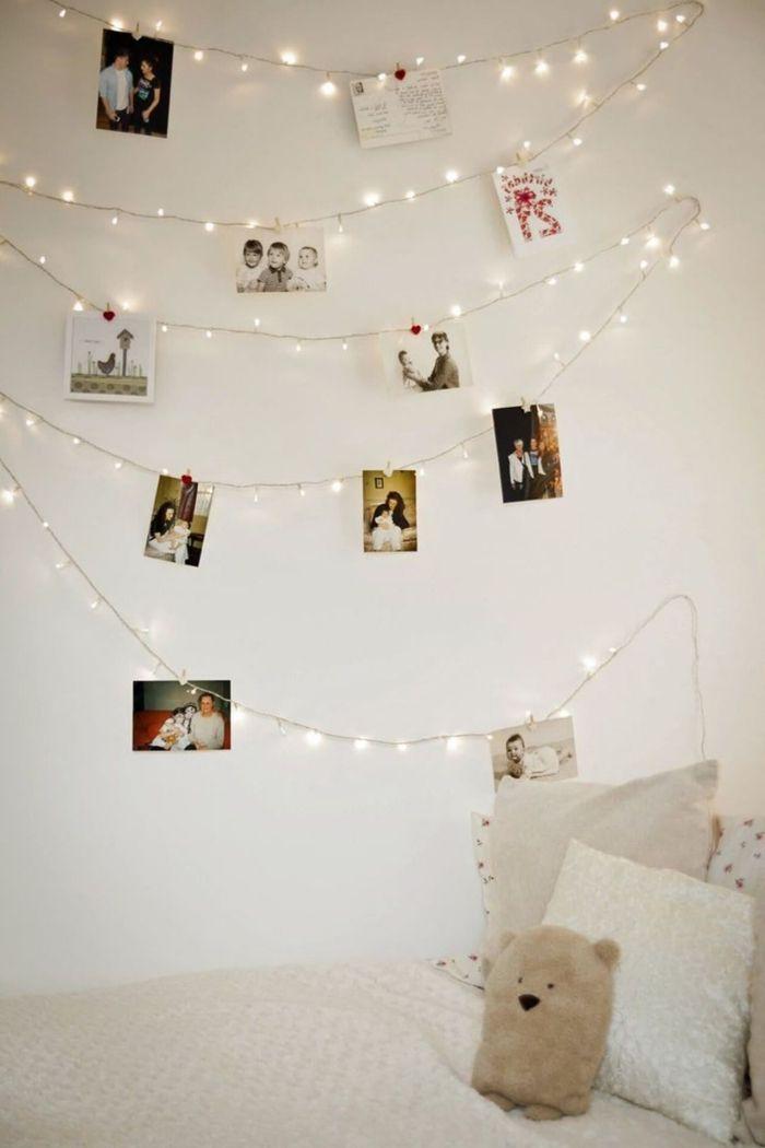 38+ Deco chambre guirlande lumineuse chambre ideas