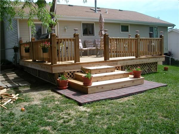 Top 25 best deck pictures ideas on pinterest patio deck for Top deck mobel