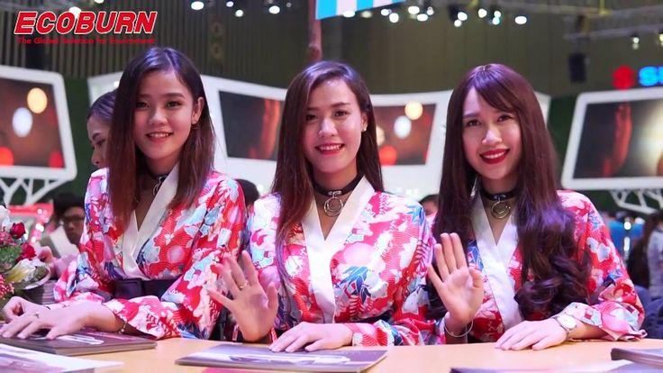 Ecoburn  Motor Show 2017 tại Tp.Hồ Chí Minh