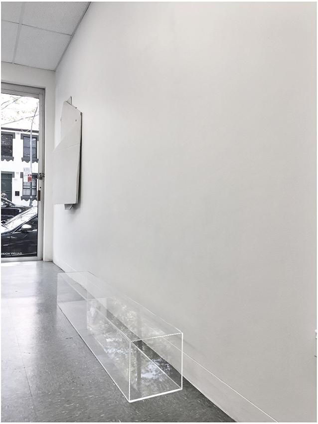 The exhibition FOUND and MADE, including Annelies Jahn, Pollyxenia Joannou, Joe Wilson and Michael Bennett and curated by Amber Hearn, is on at Stacks Projects, 191 Victoria St. Potts Point until S…