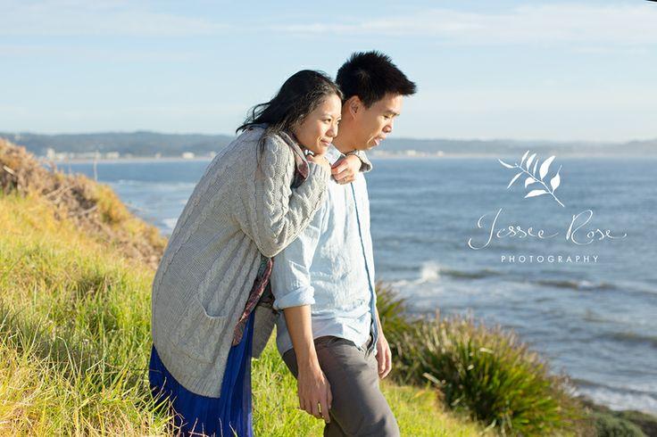 Sunrise Engagement Session with Dion & Vidi @ Jessie Rose Photography #engagementphotography #esession #engagement #beach #northernbeaches #love #weddingphotographer