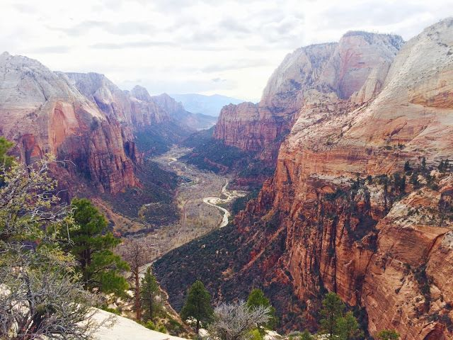 Adventure Upstream, Angels landing, Zion national Park..Starting to plan some vacations for me and my man~ I wanna hike down the Grand Canon and camp at the bottom with my love!