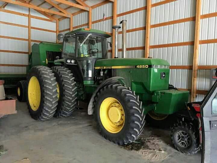 17 best ideas about traktor john deere used john john deere 4850 fwd