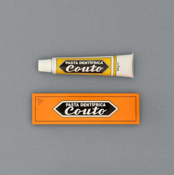 'Couto' Portugese toothpaste