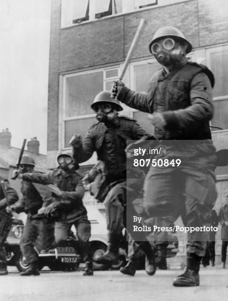 conflict in northern ireland Robert savage has written a richly detailed history of the bbc's 'irish troubles',   savage explains how, during the 1960s, bbc northern ireland news was.