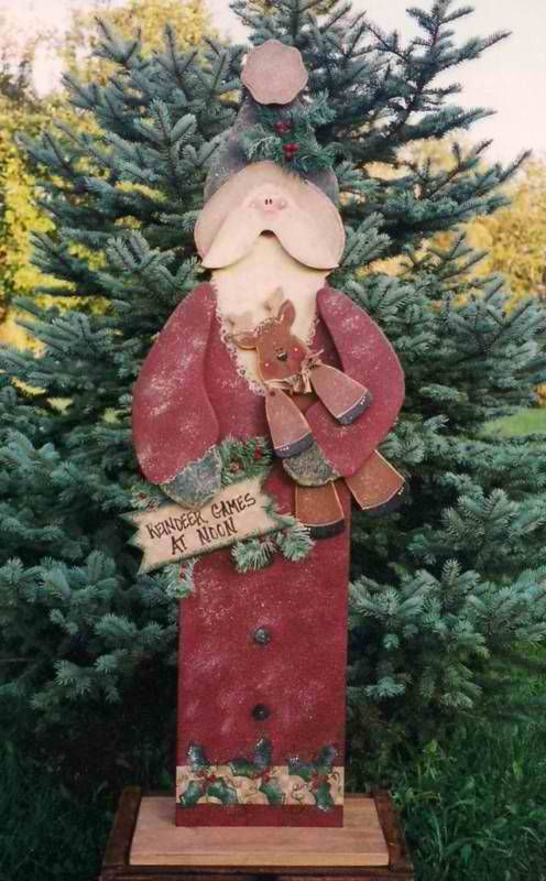 wood craft christmas ideas patterns for wooden outdoor decorations 5753
