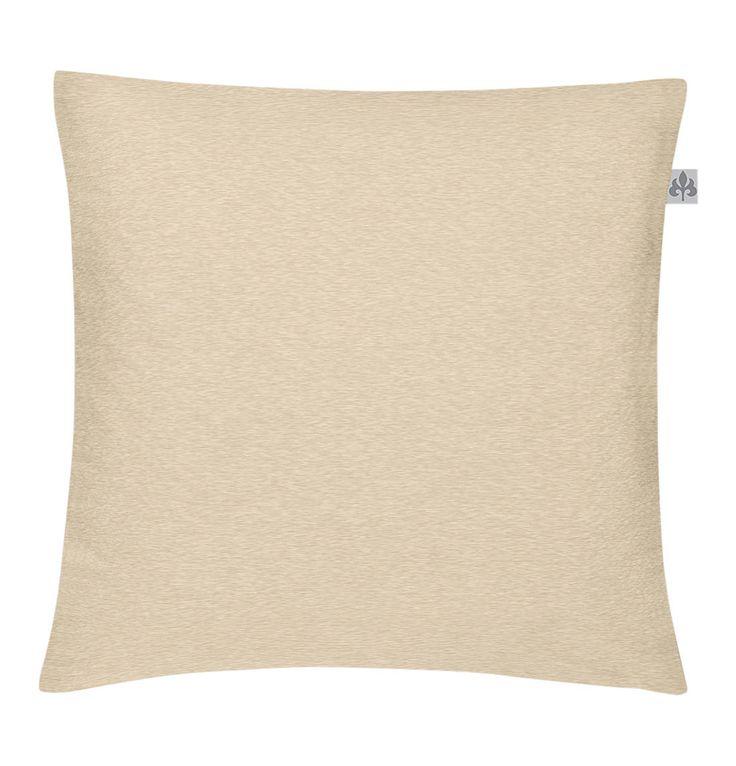 Man kann nie genug Kissen im Bett haben! Hier ein weiterer Must-have-Kissenbezug aus Satin.