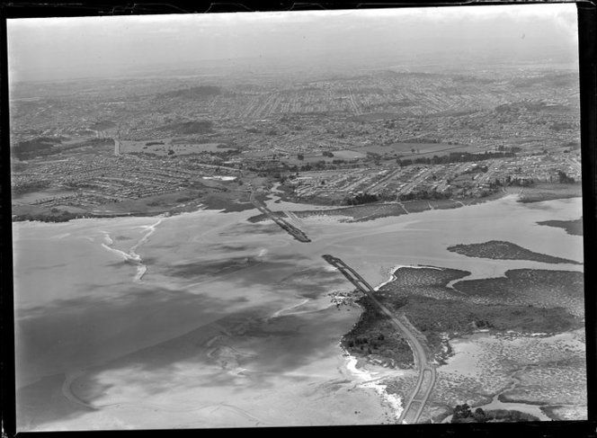 1951. The Birth of the North-Western Motorway « transportblog.co.nz