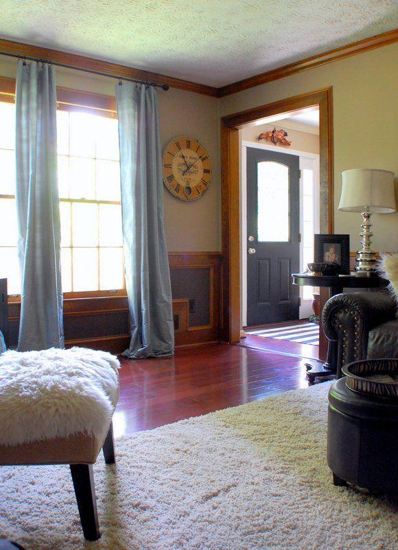 Wood Trim Paint Colors Home Pinterest