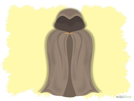 How to Make a Cloak: 8 Steps (with Pictures) - wikiHow