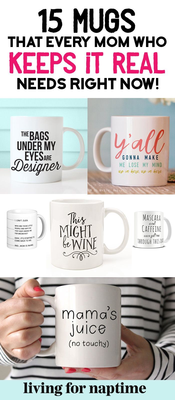 Worlds best doctor coffee mugs - 15 Mugs Every Mom Who Keeps It Real Needs For Her Morning Coffee