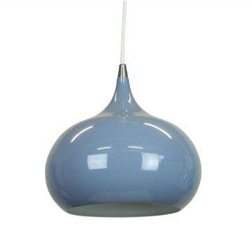 Mini Kirke Pendant Light - Pidgeon Blue