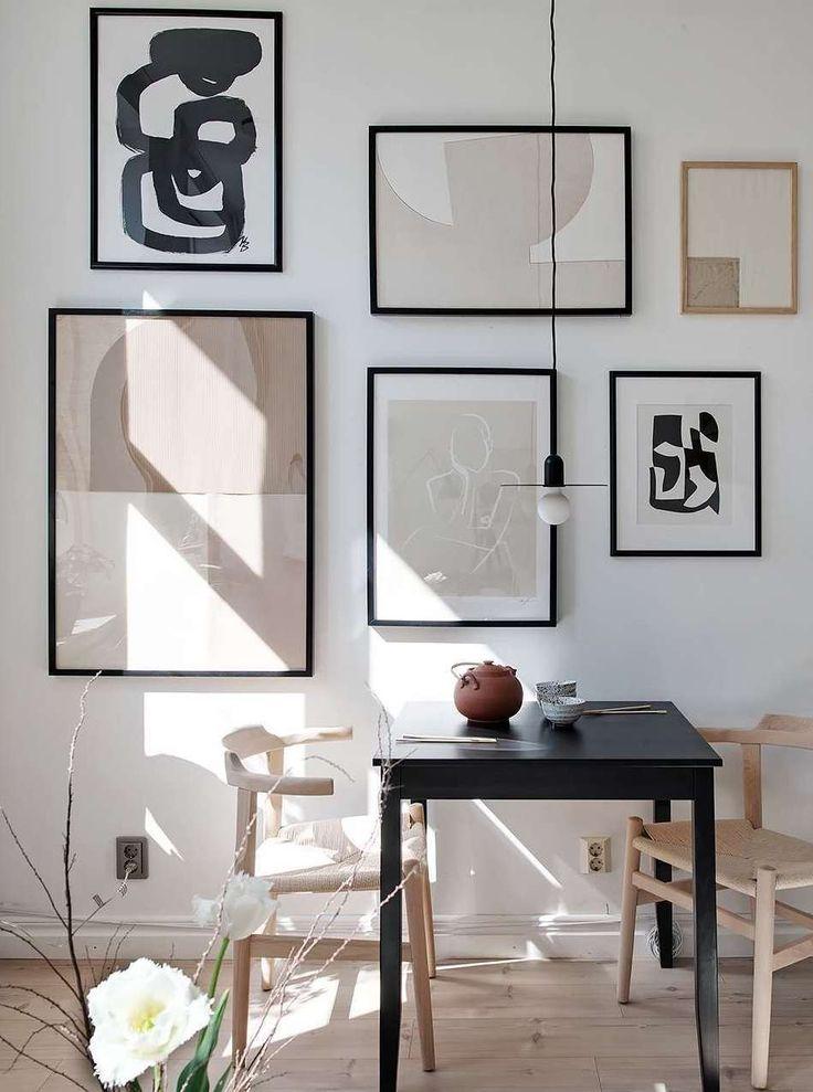 Small yet stylish studio home – via Coco Lapine Design blog