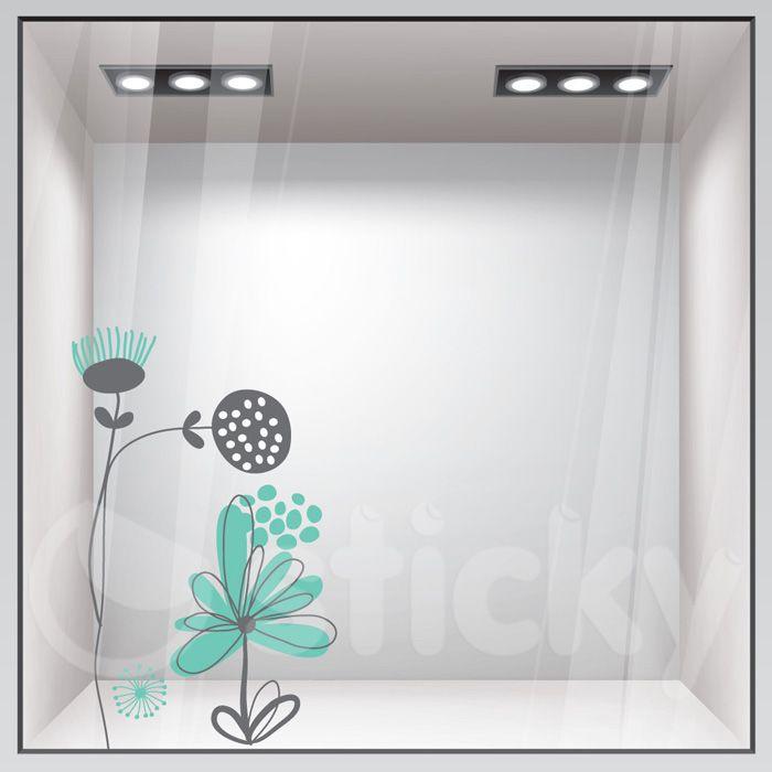 Window Sticker SPRING5 by Sticky!!!