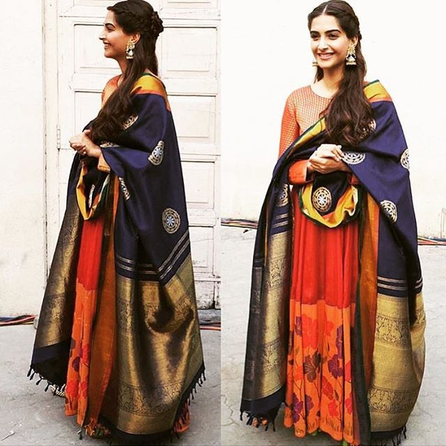 Orange is the new black  #sonamkapoor#prdp