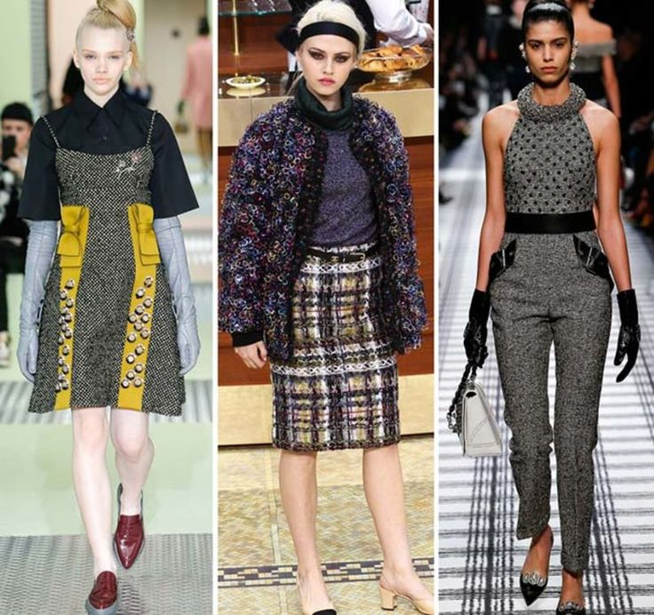 Fall/ Winter 2015-2016 Fashion Trends - Fashionisers