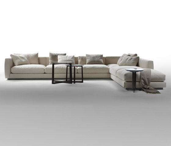 Flexform Pleasure Divana Living Dining Study Sofa