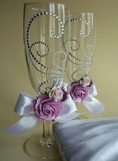 bellas copas decoradas tutorial diseños