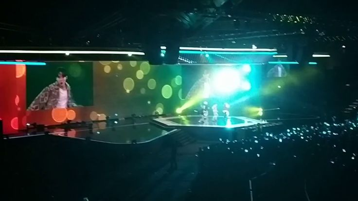 171124 Shinee Shilla Beauty Concert in Singapore