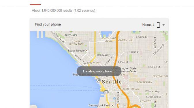 Cara Mencari Ponsel Android Hilang Menggunakan Google - hi-tech.web.id