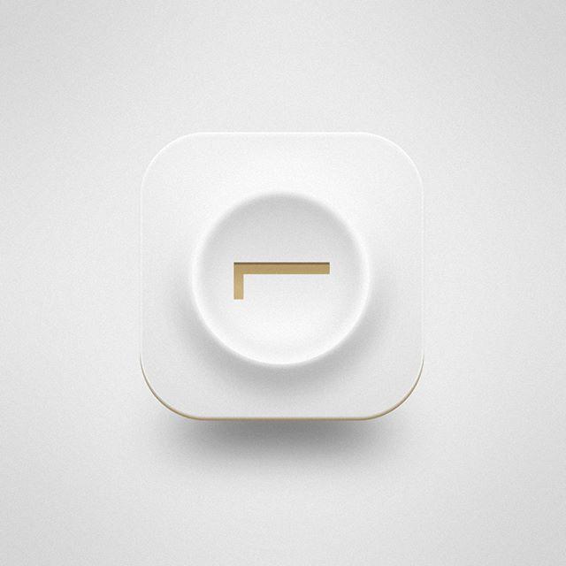 Ummo calculator icon app :-) #dailyui chalenge #005 - #ui #uidesign