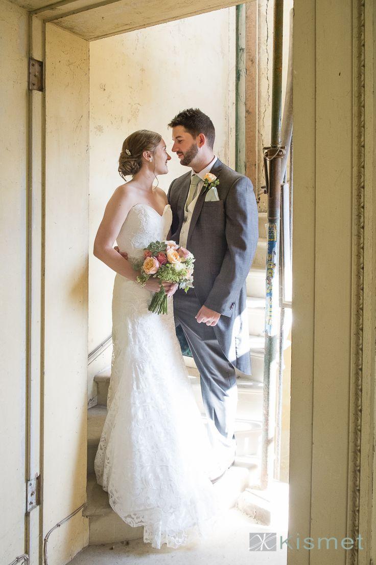 A very gorgeous couple. #naturallightphotographer #countryhousewedding
