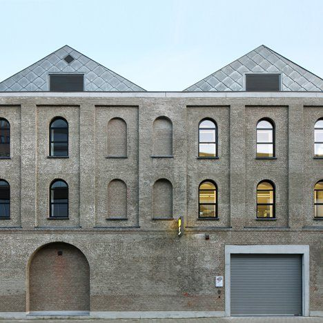 Afbeeldingsresultaat voor miass architects house in ghent