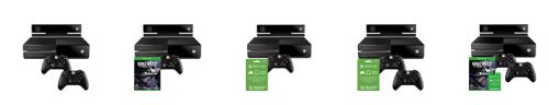 HURRY to best buy!! Right now they have the Xbox ONe in stock, they have the console by itself or a few different bundles to pick from! Get yours here! I am sure they wont last long so be QUICK!