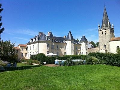 13 best Châteaux in Vendee, France images on Pinterest Castles - camping en vendee avec piscine pas cher